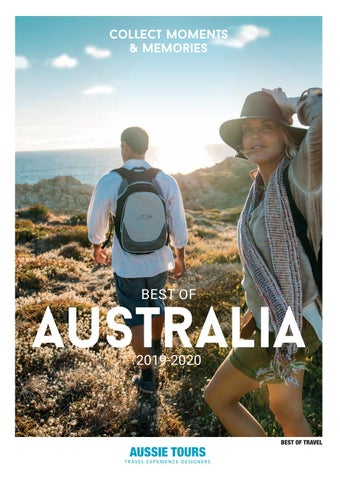 8152ad97803 Best of Australia 2019 - Aussie Tours - Best of Travel by Frank Ypma ...