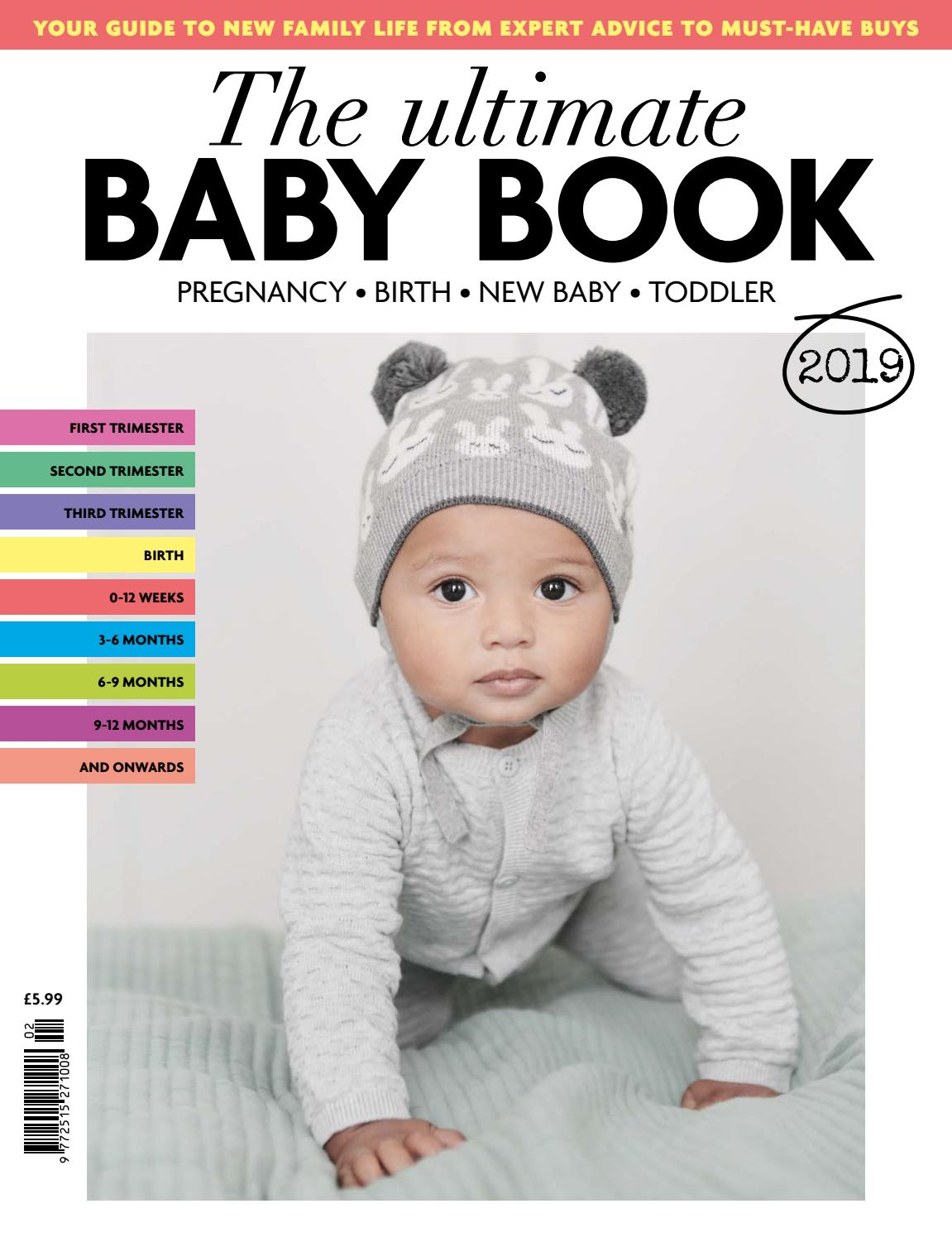 c0af07f8a1884 The Ultimate Baby Book 2019 by The Chelsea Magazine Company - issuu