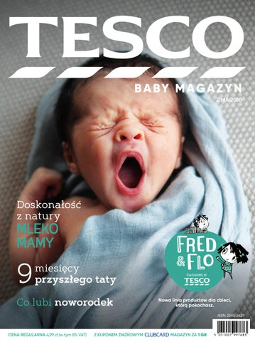 f48602e0f78728 Tesco Baby Magazyn zima 2018 by Tesco Baby Magazyn - issuu