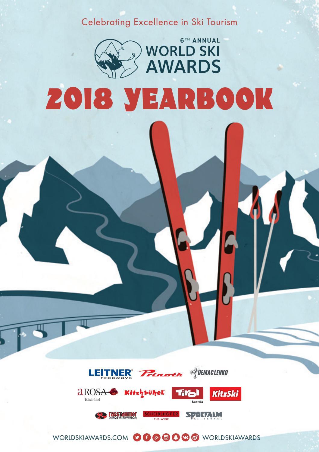 World Ski Awards 2017 Yearbook