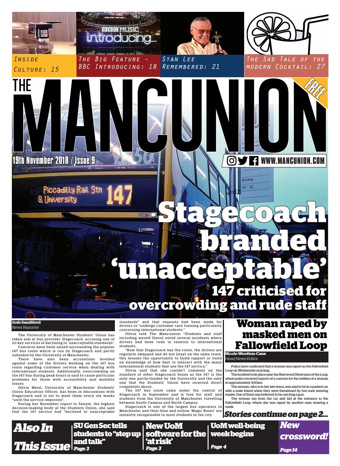 87925ccb7d97a Issue 9 by The Mancunion - issuu