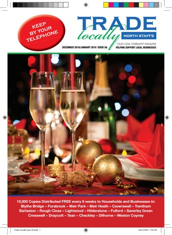 Trade Locally Issue 56 by Ian Thirlwall - issuu