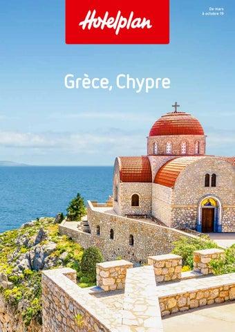 980919c2c9fdb4 Hotelplan Grèce et Chypre – de mars à octobre 19 by Hotelplan Suisse ...