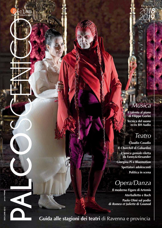 Palcoscenico 2018-2019 by Reclam Edizioni e Comunicazione - issuu 036a58d6c7b