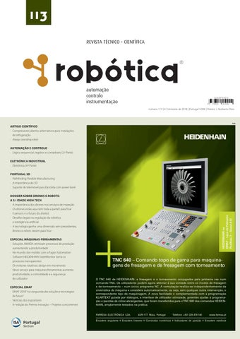09f206096e166 Revista Robótica 113 by Revista Robotica - issuu