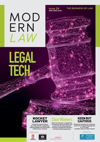 Modern Law Magazine Issue 39 by Charlton Grant - issuu