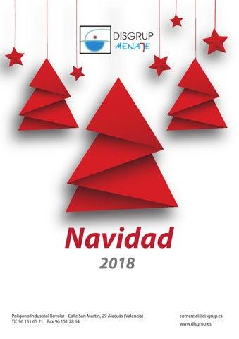 Disgrup Navidad 2018 by hana hema - issuu 485a76dfa973