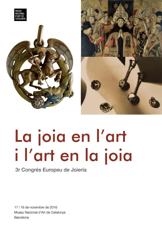 La joia en l Art i l Art en la joia by Museu Nacional d Art de Catalunya -  issuu be9730bb11ea