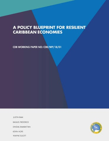 a84cca544 A Policy Blueprint for Resilient Caribbean Economies by Caribbean ...