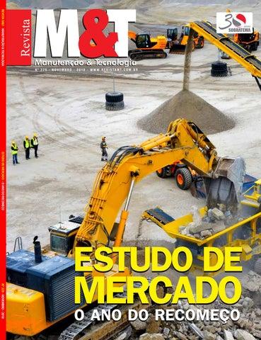 revista m\u0026t ed 229 novembro 2018 by sobratema publicações issuu926 Cursos Teoria De Maquinas E Mecanismos #19