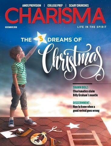 Charisma Magazine - December 2018 by Charisma Media - issuu