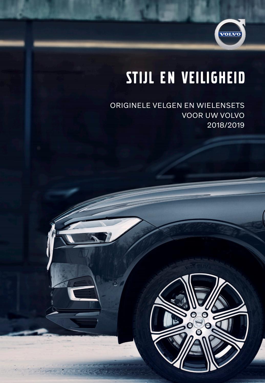 Stijl En Veiligheid Winterwielen Voor Uw Volvo 20182019