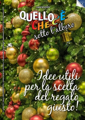 Quello che c è Sotto l albero 2018 by quellochece.com - issuu a4c951df2fd