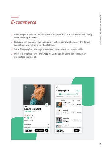 Page 11 of Daily UI Challenge & Redesign