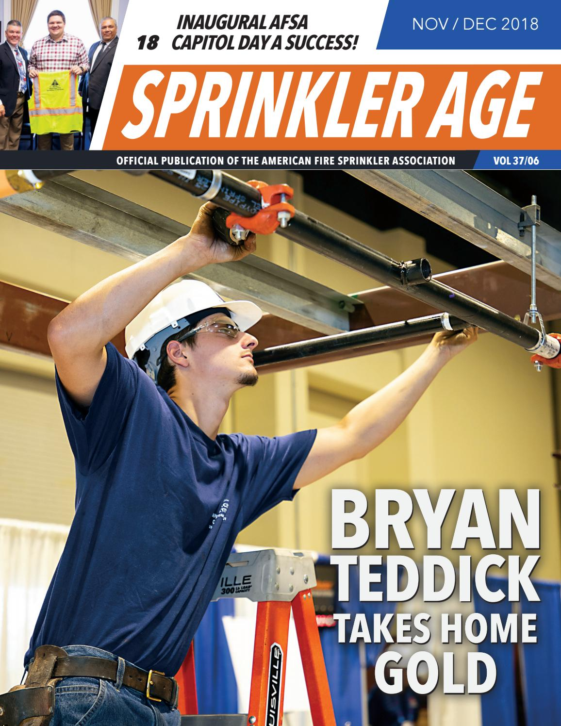 Sprinkler Age Nov/Dec 2018 by SprinklerAge - issuu