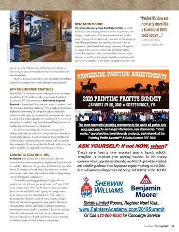 Page 13 of What's New in Concrete Coatings