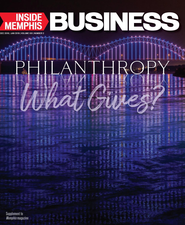 Inside Memphis Business December/January 2018 by