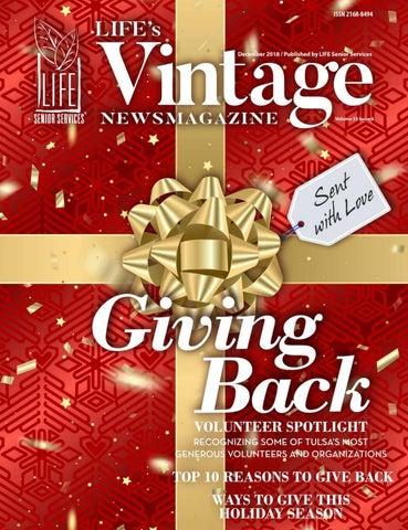 Church Christmas Eve Service Garnett And 71 St Broken Arrow Dec 24 2020 LIFE's Vintage Newsmagaizne   December 2018 by LIFE's Vintage