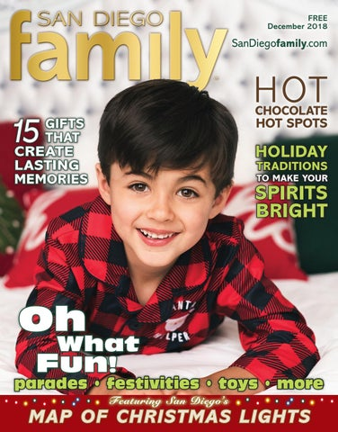 43fbb1967d43 San Diego Family December Holiday Issue 2018 by San Diego Family ...