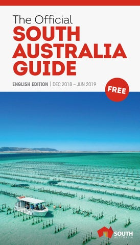 The Official South Australia Guide - Edition 1 by Citrus Media - issuu c9b0901ebf8