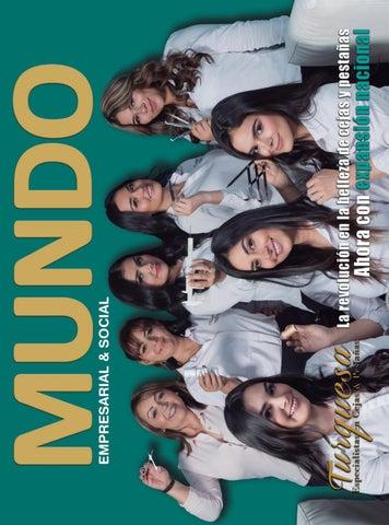 9e9c281b7 Revista Mundo Empresarial   Social Edición 46 by Revista Mundo ...
