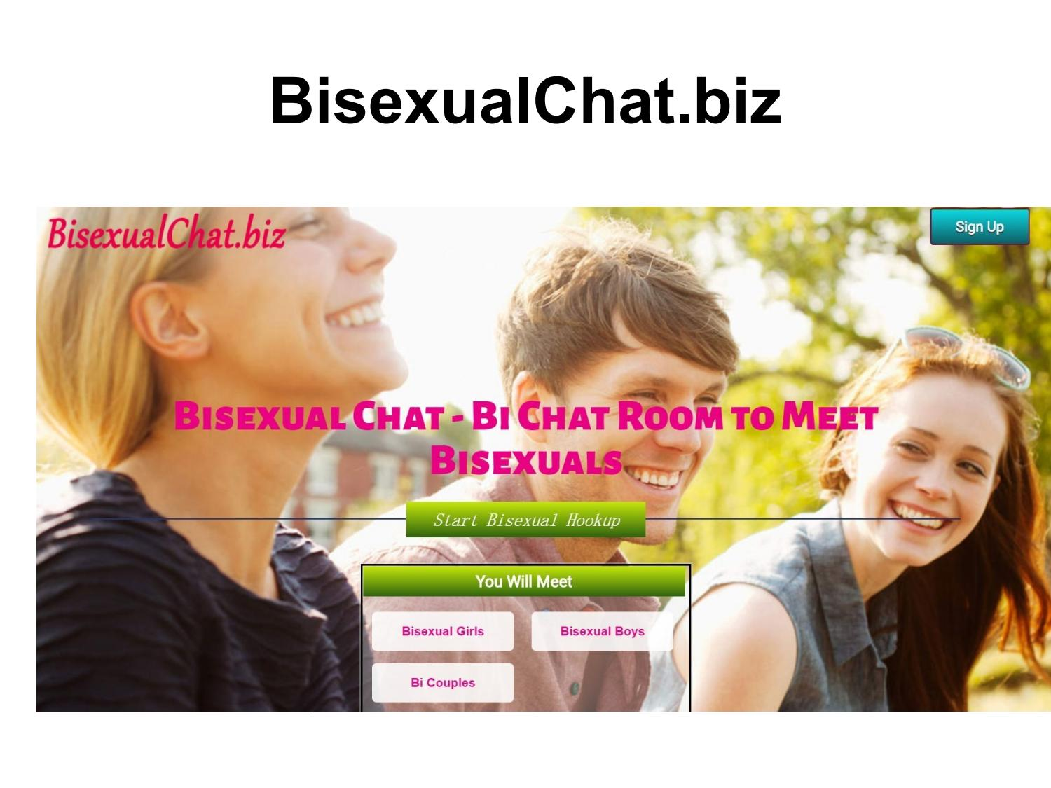 Bisexual chat names