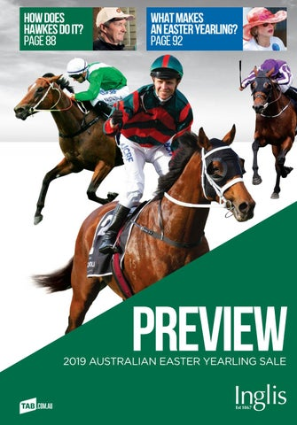 f9345444ec 2019 Easter Preview Magazine by Inglis - issuu