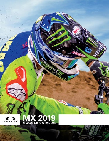0d4d155294 2019 Oakley MX Catalogue by Monza Imports - issuu