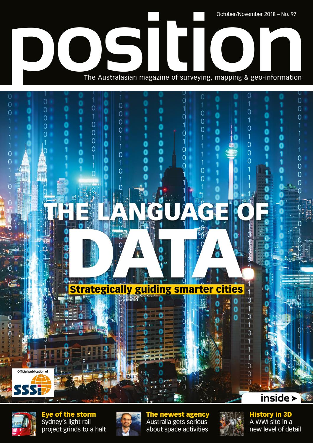 Position issue 97 October-Nov 2018 by The Intermedia Group