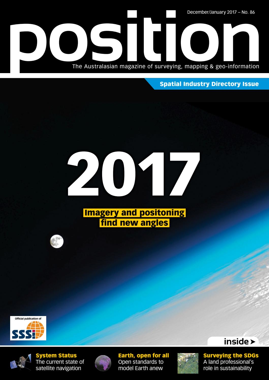 bc7daa941a0 Position issue 86 December-January 2017 by The Intermedia Group - issuu