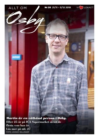Allt om Osby nr. 20 2018 by Espresso reklambyrå - issuu bf1ac0e9e083b