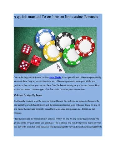 online casino market cap