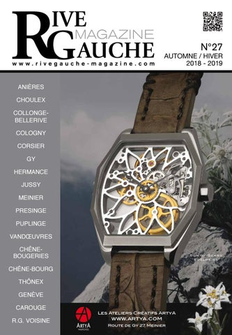 Rive Gauche Magazine n°27 by Daniel - issuu 6f92f9977f96
