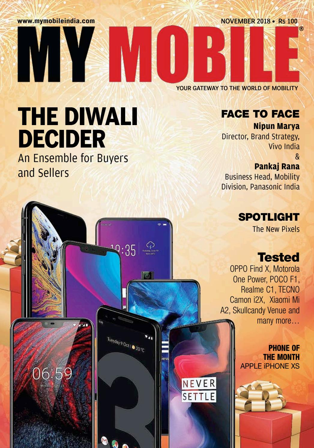 My Mobile November 2018 by My Mobile - issuu