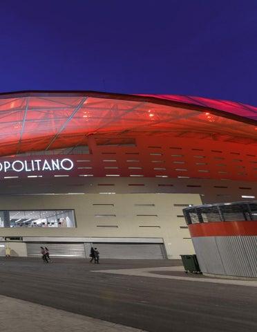 Page 25 of Wanda Metropolitano Stadium, Atlético de Madrid, Madrid, Spain