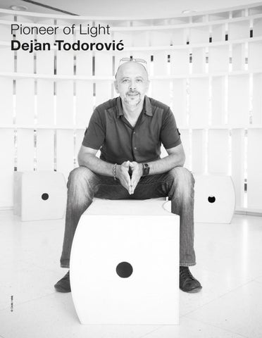 Page 4 of Dejan Todorovic, Architect, Pioneer of Light