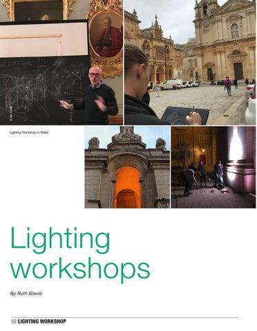 Page 52 of Lighting workshops
