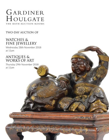 89b1b2eef Watches, Jewellery & Antiques by Gardiner Houlgate - issuu