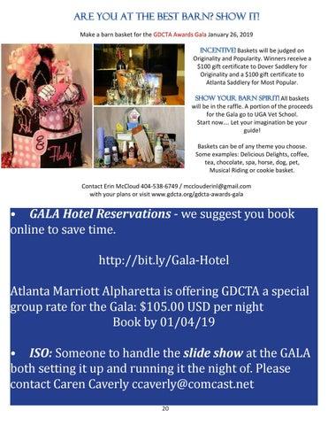 Page 20 of Awards Gala