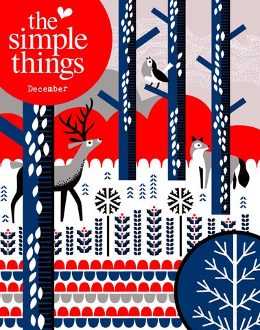 The Simple Things December 2018 By The Simple Things Issuu