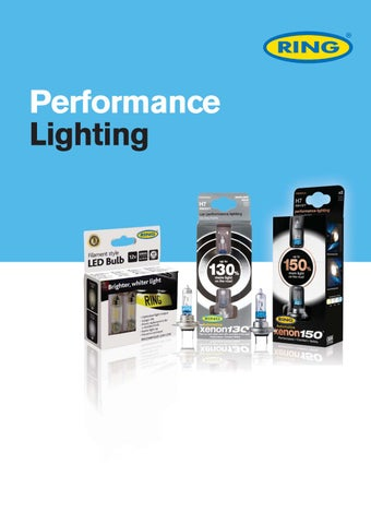 H1 55w Clear Standard Xenon Car Headlight Bulbs 12v 448 W5W Sidelights AD