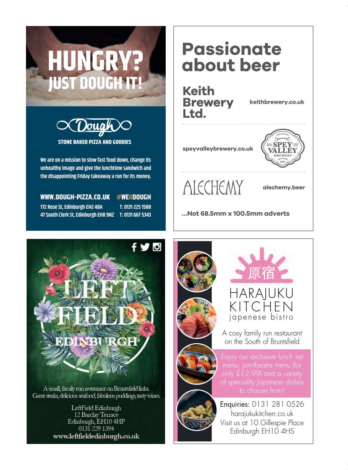 Foodies Magazine November 2018 By Media Company Publications