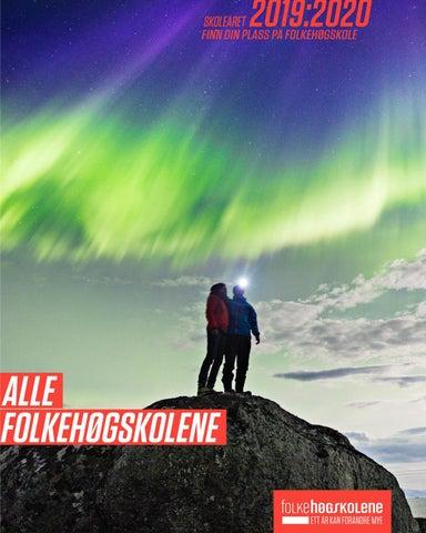 305bec7e Folkehøgskolekatalogen 2019 by Folkehøgskoleforbundet - issuu