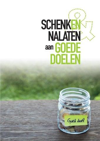 b27a63e7bd3 Schenken & Nalaten aan Goede Doelen - Editie 2 jaar 2018 by Martini ...