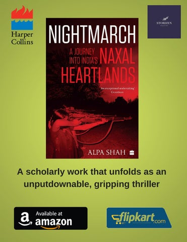 Page 19 of Hot Off The Press - Nightmarch by Alpa Shah