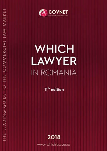 Which Lawyer 2018 by Silvia Furnea - issuu