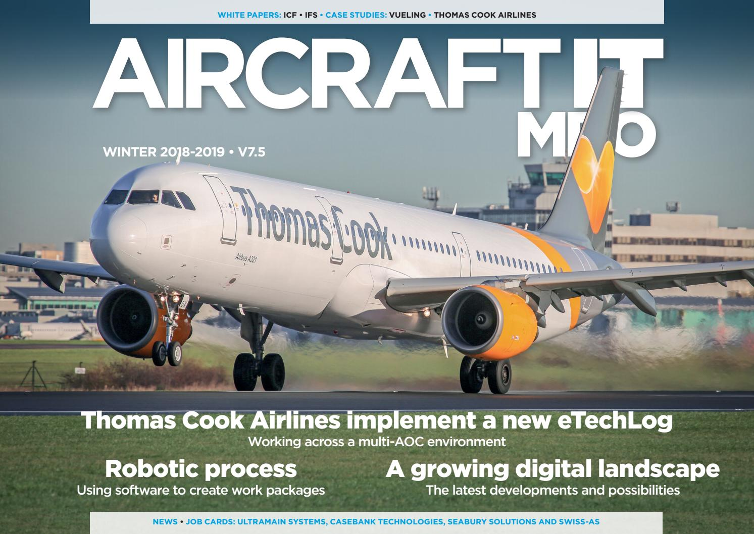 Aircraft IT MRO V7 5, Winter 2018-2019 by aircraftit - issuu