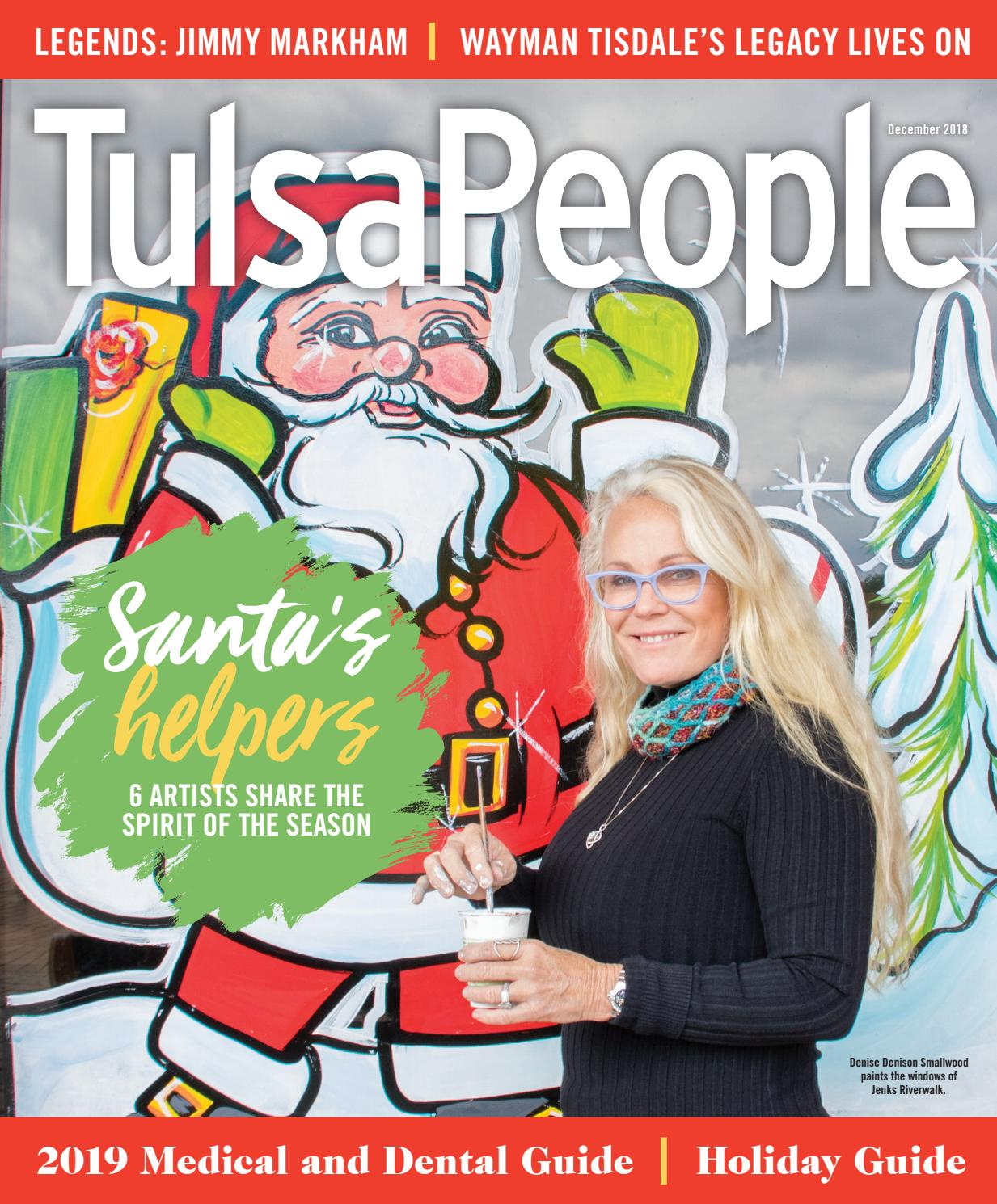 128f42e4a153 TulsaPeople December 2018 by TulsaPeople - issuu