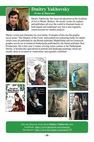 Page 20 of The Art of Dmitry Yakhovsky