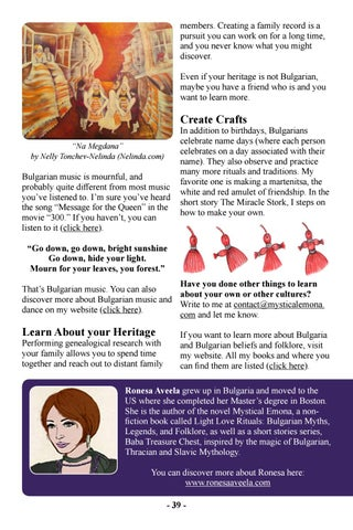 Page 41 of Activities for the Whole Family to Learn about Different Cultures